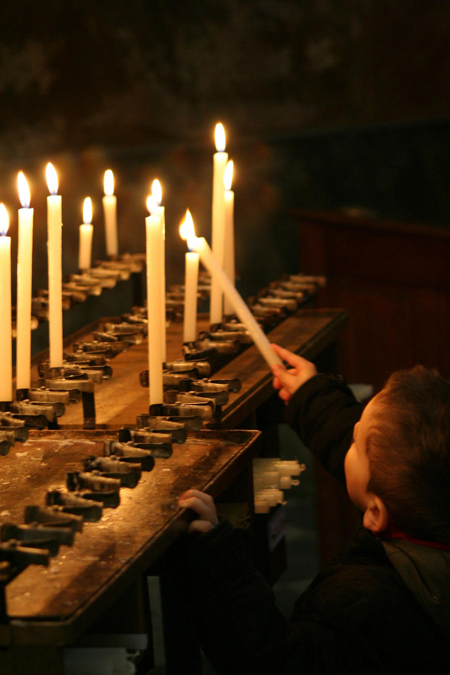 Plamen  svece - Page 2 Hope_in_children_by_padremaronno-d3ai30o