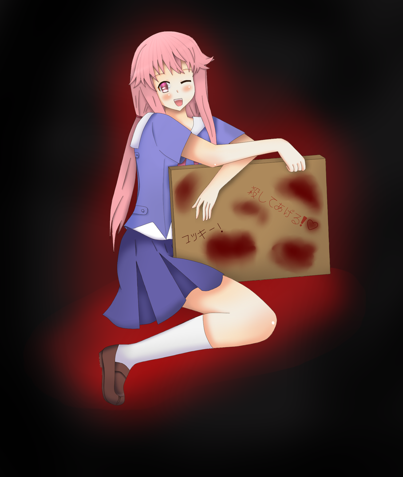 Gift: The Yandere queen by gggdw