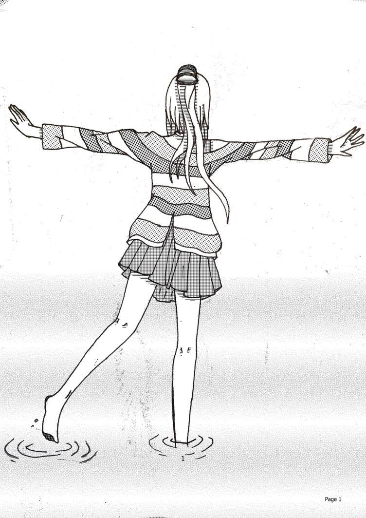Manga style practice by gggdw