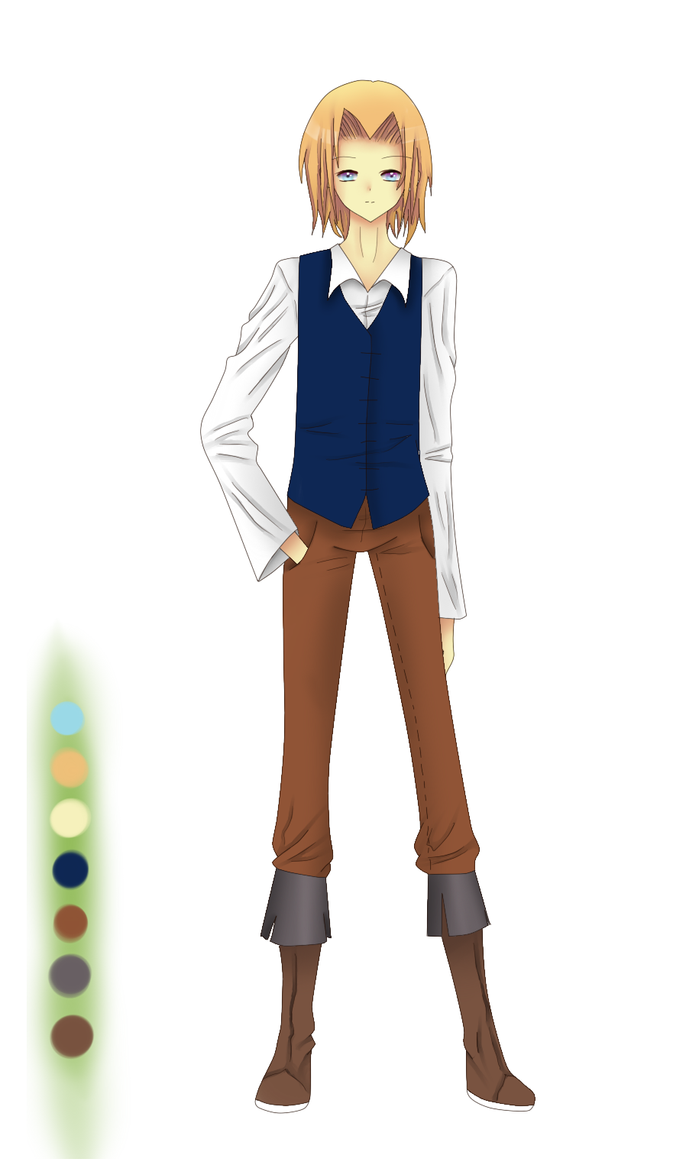 Project: Tristan (Design proposal) by gggdw