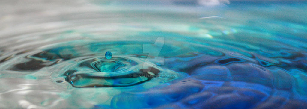 Drop of Water 05 by mimicry94