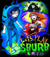 Lets Play Sburb by LeijonNepeta