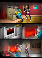 Jane and Roxy comic page 10 by LeijonNepeta