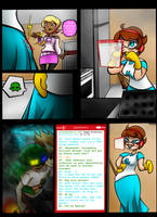 Jane and roxy comic page 13 by LeijonNepeta