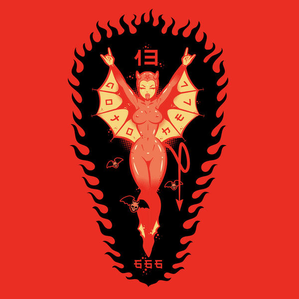 Goto Hell Devil Demon Girl
