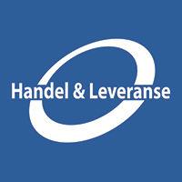 Handel + Leveranse Logo