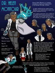 Dr. Helen Montour Ref Page