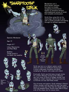 Sharptooth Szruk Ref Page