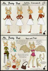 Betty Townsend-Reference Sheet