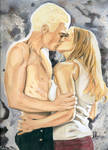 Spike and Buffy forever