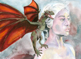 Daenerys, Game of Thrones