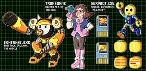 The Bonne Hackers