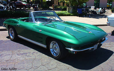 Cool Corvette by StallionDesigns61