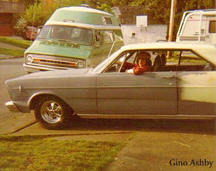 My 67 Ford Galaxie 500