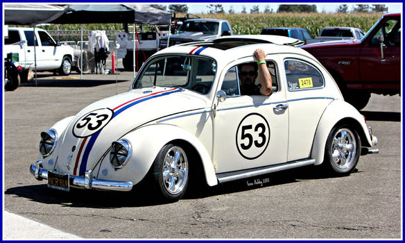 Herbie At The Drags