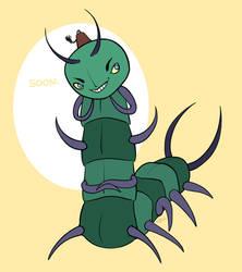 Plotting Centipede by Belruel