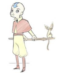 Aang by Belruel