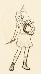 Hermione by Belruel