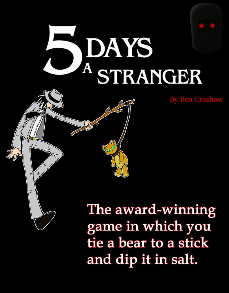 5 Days a Stranger by kyetxian