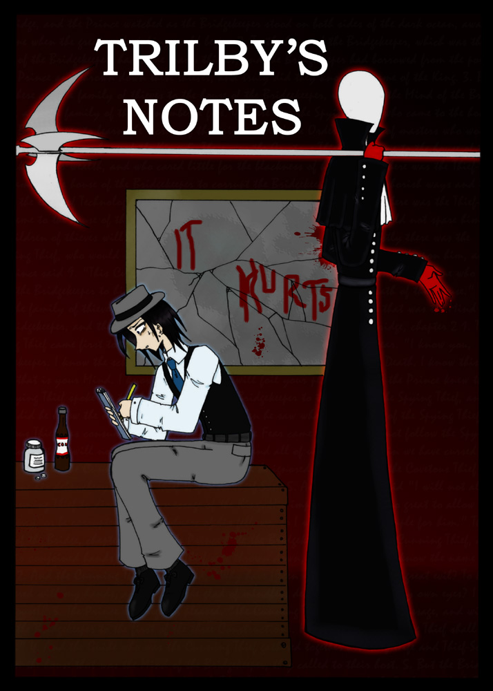trilbys notes by kyetxian on deviantart