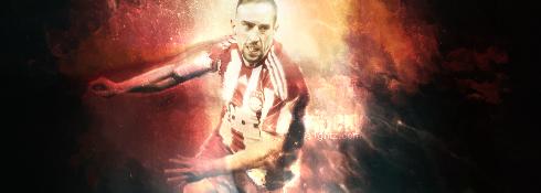 Franky Ribery by gutidesigns