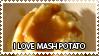 Mash potato - stamp by Z-goofs