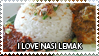 Nasi lemak - stamp by Z-goofs