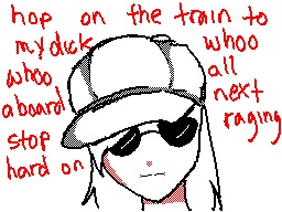 all aboard by DoveStrider