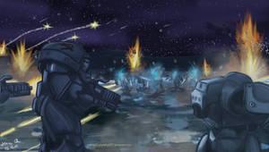StarCraft Battlefield V.2