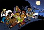 Scooby Doo Chainsaw Massacre