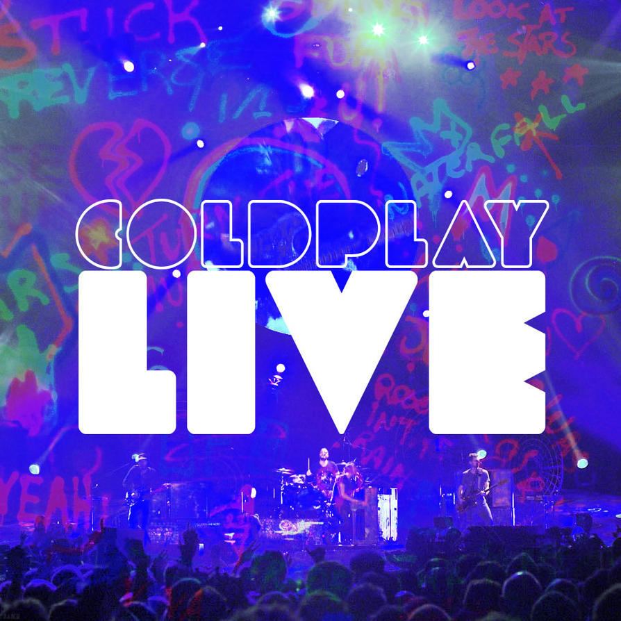 Coldplay Live Cover By Pointu2themirror On Deviantart