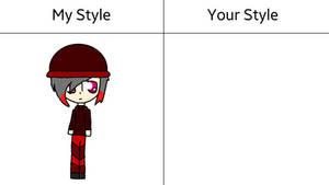 Ayleyu My Style Your Style Meme