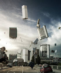 Zero Gravity by PSHoudini