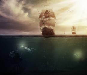 Pirates Ocean Adventures by PSHoudini