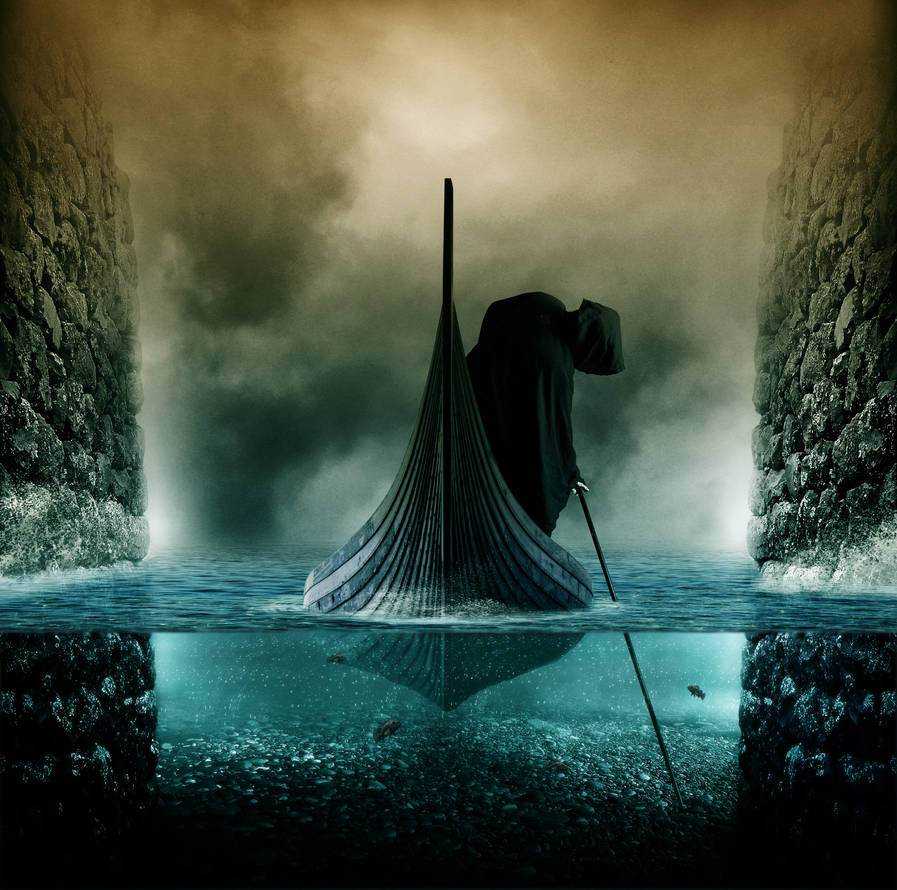 Death Portal by PSHoudini