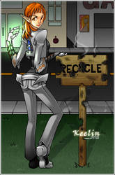 Wishful Thinking: Keelin by WTHat