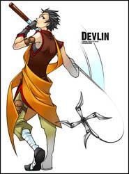 Wishful Thinking: Devlin by WTHat