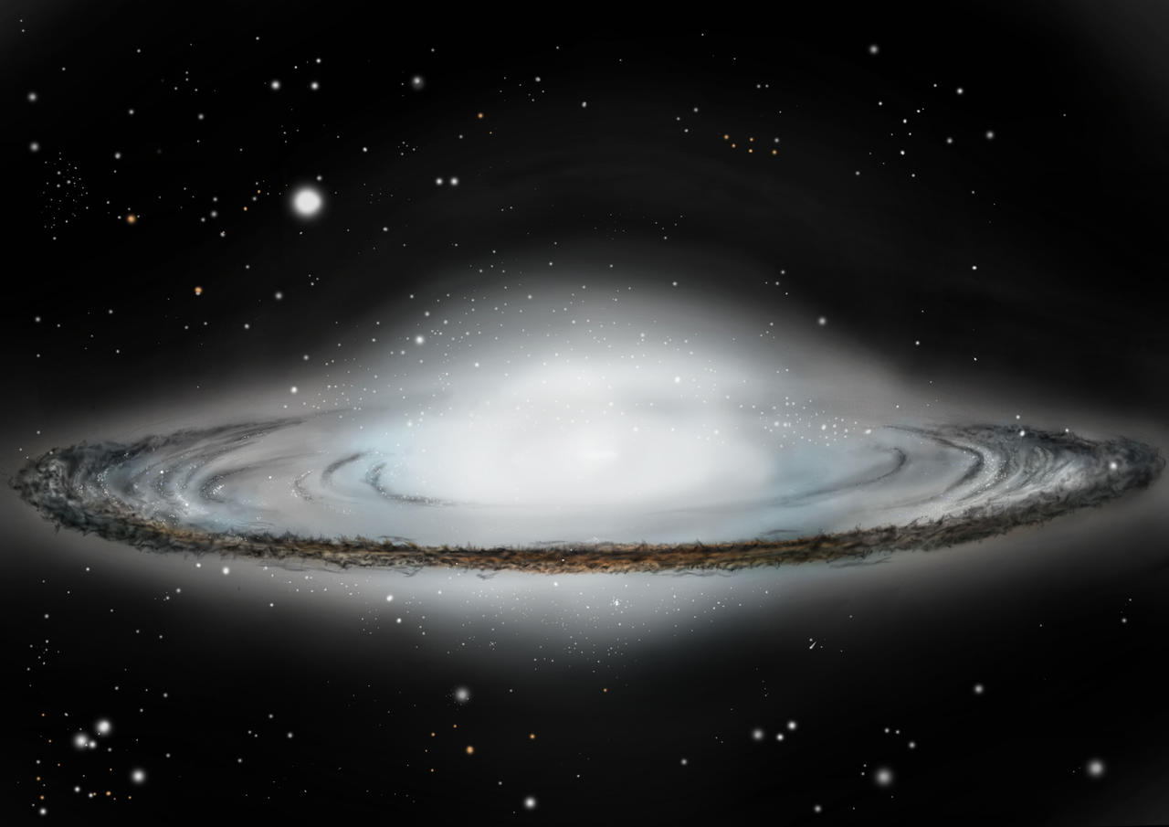 Messier 104: Sombrero Galaxy | Messier Objects