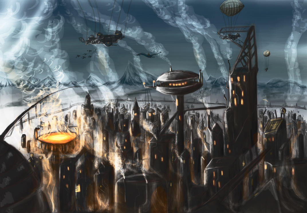 The capital by StargazerRJL