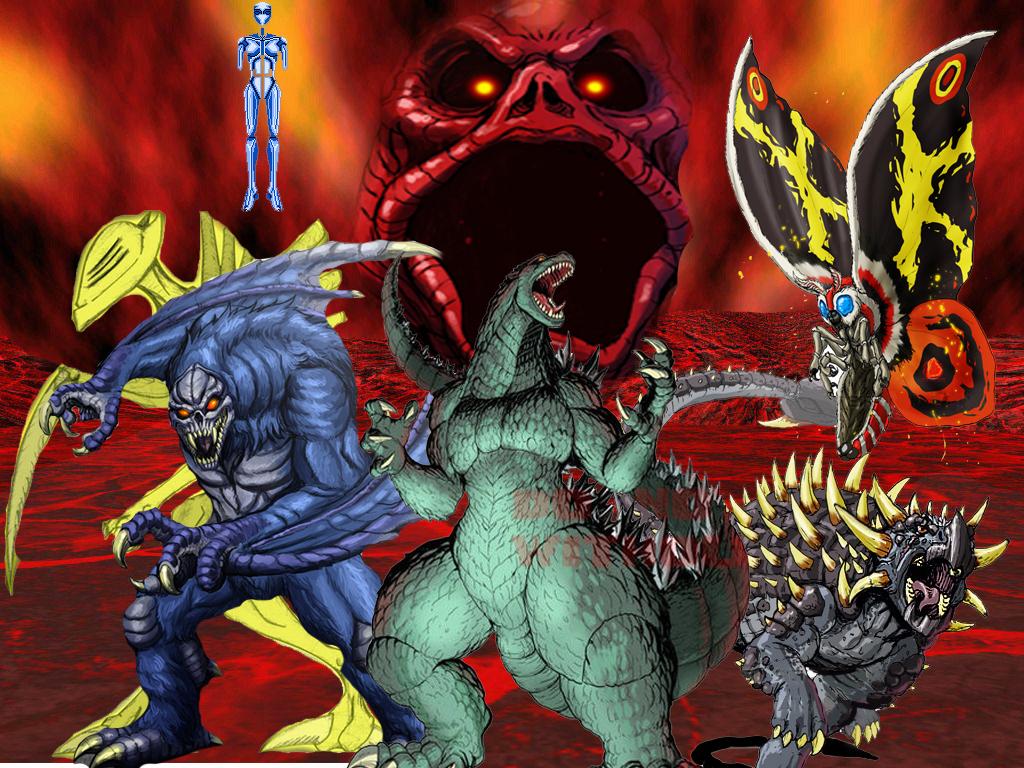 Godzilla Nes Creepypastaneo Universe By Razorsedgem7 On Deviantart