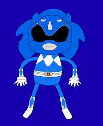 What If Sonic Was In Power Rangers?
