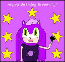 Happy Birthday Broadway!