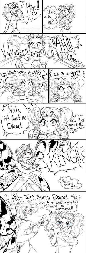 Diane x King