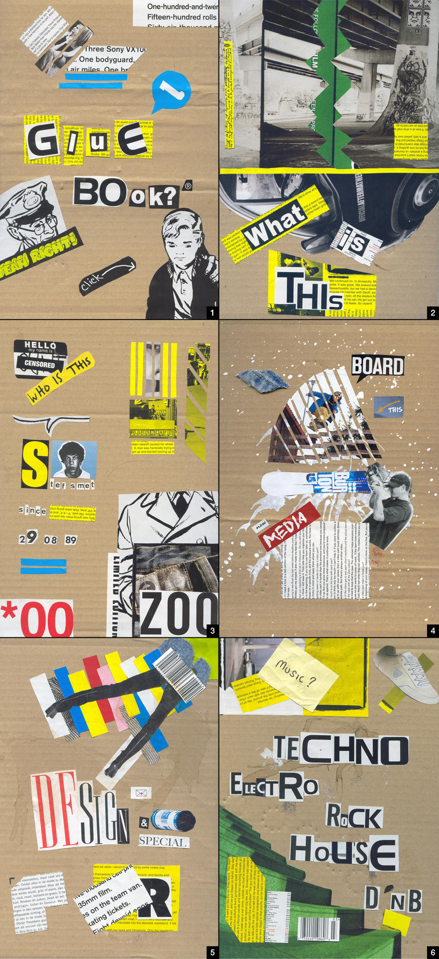 Gluebook by 8S9