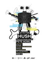 Hush flyer by 8S9