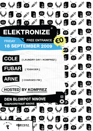 Elektronize '09 by 8S9