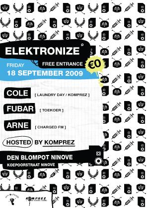 Elektronize '09 by 8S9