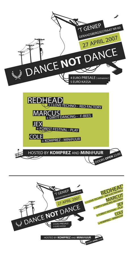 Dance not Dance by 8S9