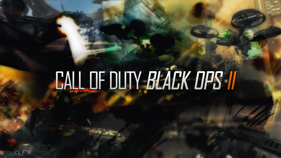 Call Of Duty: Black Ops 2 1920x1080 Wallpaper By