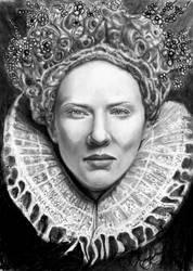 C.Blanchett-Queen Elizabeth I by CezLeo